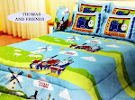 Bedsheet Thomas and Friends