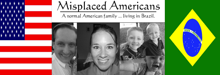 The Misplaced Americans