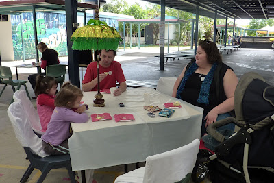 More friends at the The Arty Farty Morning Tea Party