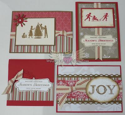 Dress up Christmas Class Cards