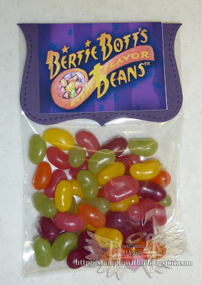 Harry Potter Bertie Botts Beans - With Stampin UP!