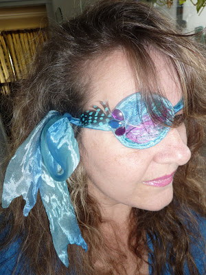 Eye Patch Fashion - Bright and Colourful