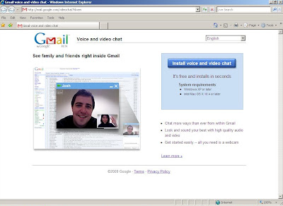 The Google Voice and Video Chat Download Page