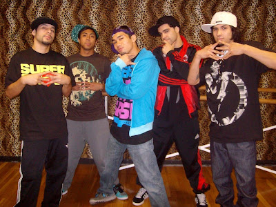 Day 4 Of The Joint Interview Reporting Between Blogging Americas Best Dance Crew And Honey With Sole Covering ABDC Live Tour Rehearsals