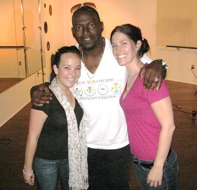 Blogging Americas Best Dance Crew Field Reporters Brooke And Rebecca Spoke With ABDC Executive Producer Randy Jackson At The LA Auditions