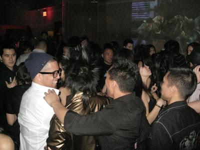Exclusive Report Quest Celebration Party