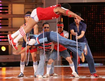 Blogging Americas Best Dance Crew Send Some Love To Massive Monkees