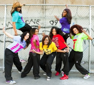 Artistry In Motion Americas Best Dance Crew Season 4 Were Tapped For A Photoshoot To Promote Nappytabs The Clothing Line ABDC And SYTYCD