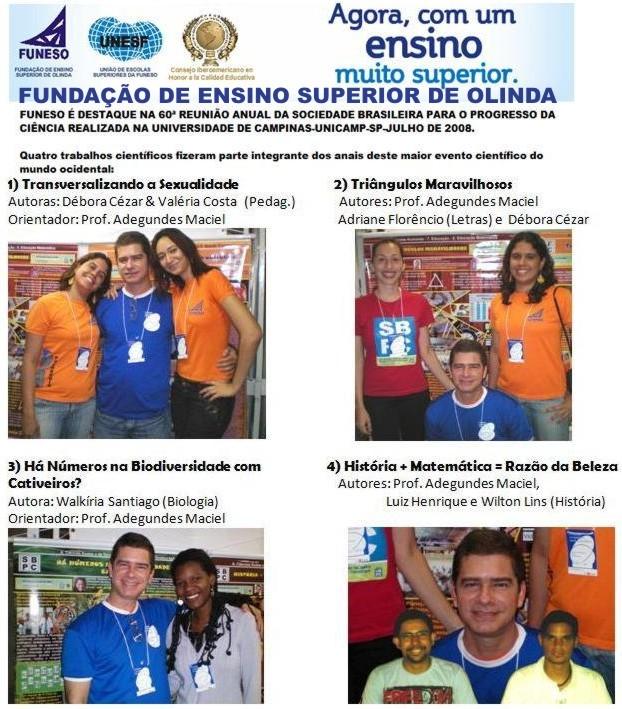 FUNDAÇÃO DE ENSINO SUPERIOR DE OLINDA