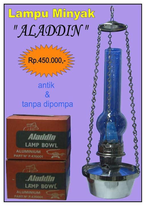 "Lampu ""ALADDIN"""