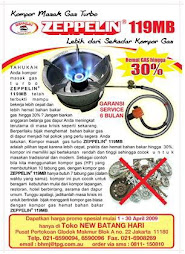 Kompor Gas 119