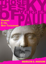 Those Pesky Verses of Paul-Now Available (Click image)