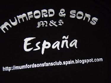 Club de Fans España M&Sons