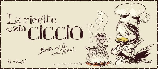 Le ricette di zia Ciccio