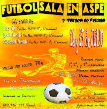 Torneo Futbol Sala 2008