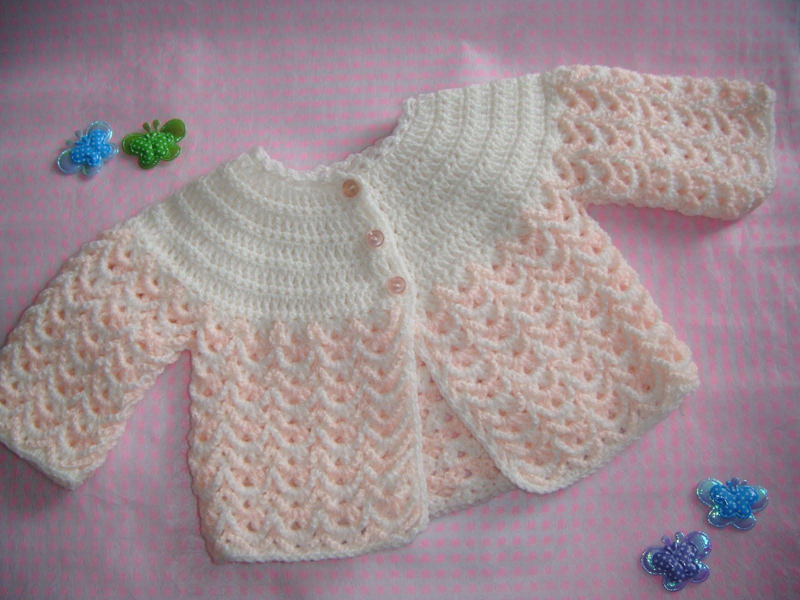Chambras Tejidas Crochet