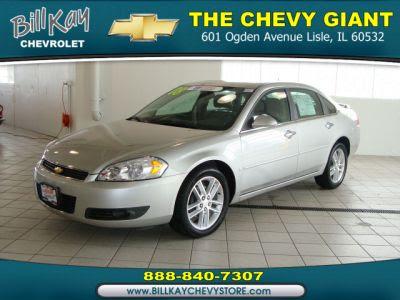 chevy impala 2008. 2008 Chevrolet Impala LTZ