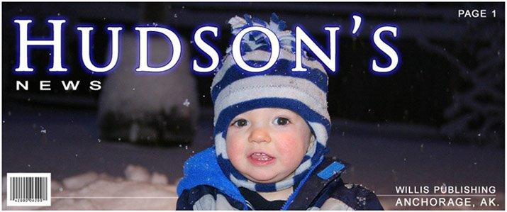 HUDSON'S NEWS