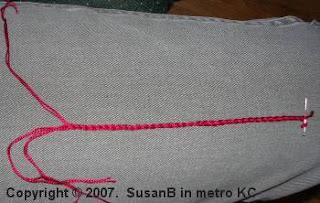 braiding a cord