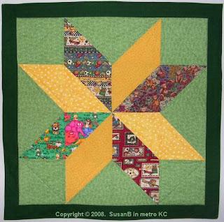 Big Star quilt