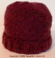 waffle weave cap