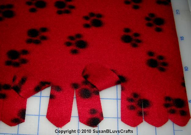 Pink Panther Paw Print