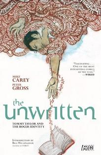 The Unwritten - Mike Carey [298 MB | CBR | Español]