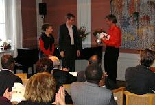 Le prix littéraire de la Francophonie 2005 attribué à Peter H. Fogtdal