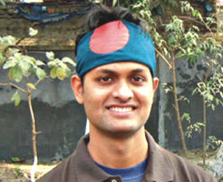 Musa Ibrahim-First Averest winner Bangladesh