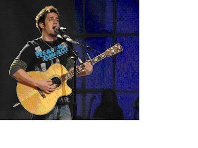 Lee Dewyze  | New American Idol 2010 | Crown Has Conquered By A Store Worker!