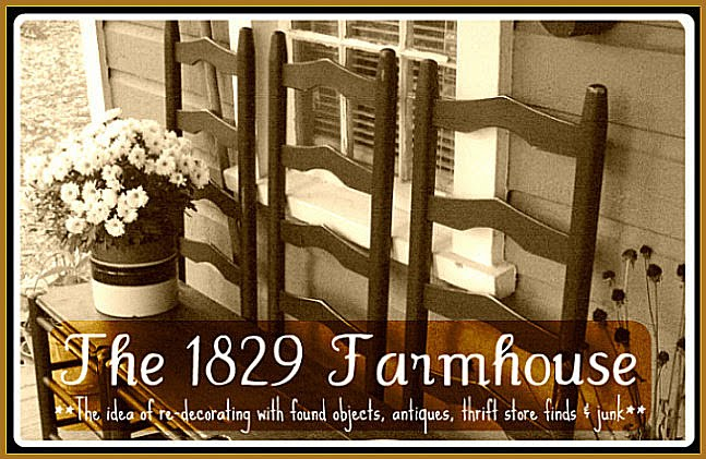 The 1829 Farmhouse