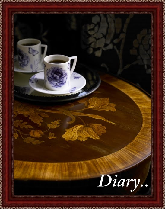My Diary..