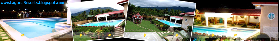 Pansol Resorts (Laguna)