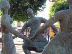 Esculpture Plaza Bolivar