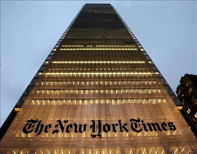 Edificio de The New York Times