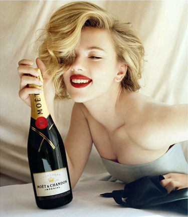 Scarlett Johansson Moet 03a - Scarlett Johansson