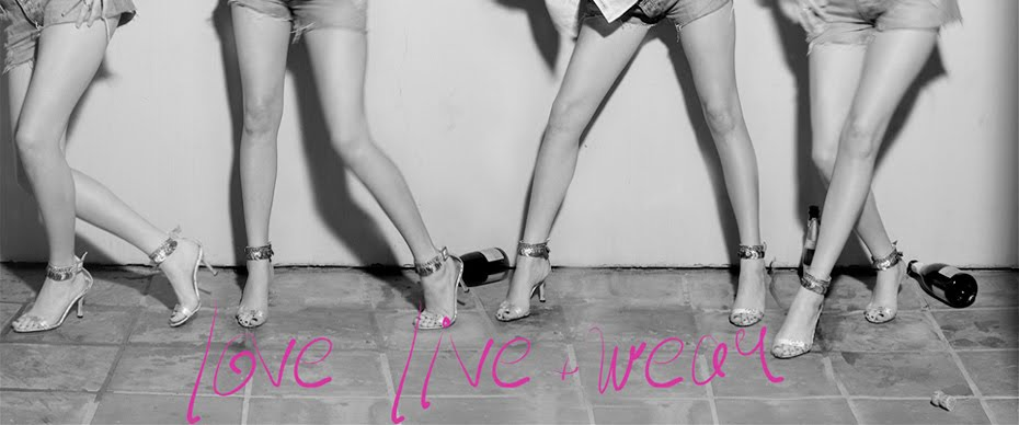 Love, Live & Wear