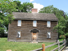 John Adams' birthplace