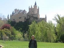 Alcazar in Segovia
