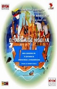 El Arca de Noelia COMEDIA EN UN ACTO DE HUMBERTO ROBLES