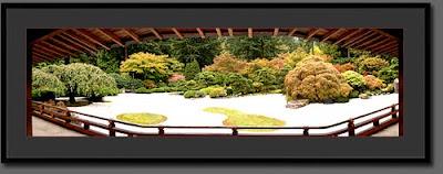 MesmanBlog The Flat Garden at Portland Japanese Garden