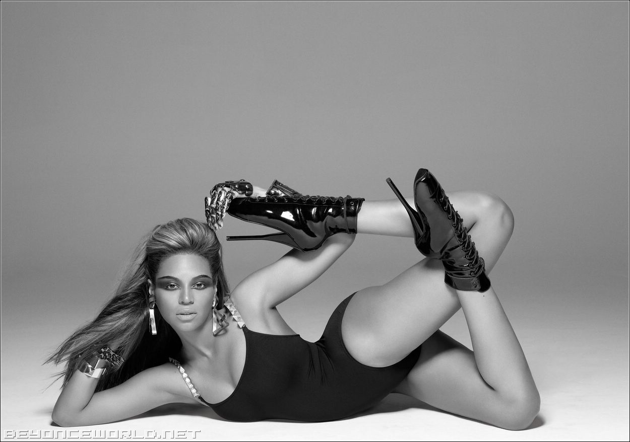 Beyonce is Sasha Fierce