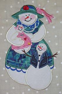 May Snowman