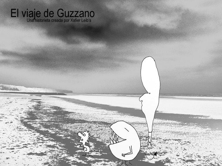 El viaje de Guzzano