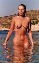 Annick en Grèce