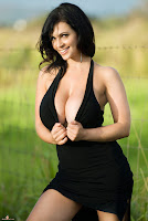 Sexy and Hot Denise Milani