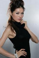 Malaysian Model AMBER CHIA