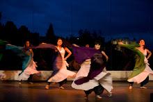 Alumnas Griselda Qamar Danza del Velo