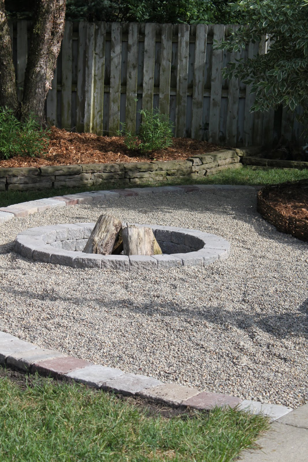 Fire pit complete happenstance home - Fire pits for your home ...