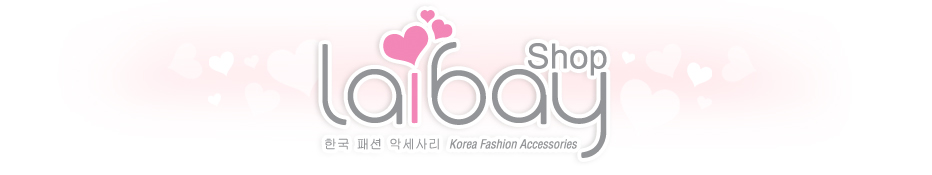 Laibay Shop - KOREA IN-Vogue Accessories Online Shop